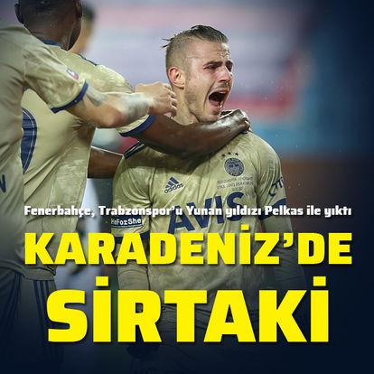Dev maçta kazanan Fenerbahçe!