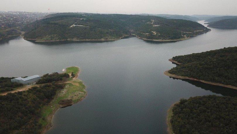 İstanbul baraj doluluk oranları 2021 İSKİ verileri! 28 Şubat 2021 İstanbul baraj doluluk oranları yüzde kaç?