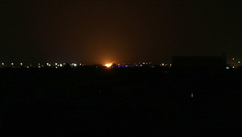 Esad rejimi, İsrail'in Şam'a hava saldırısı düzenlediğini öne sürdü
