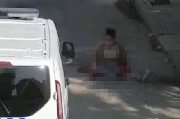 Sokak ortasında dehşet! Eski eşi defalarca bıçakladı