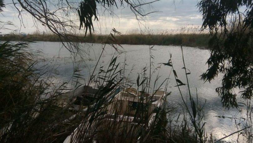 GÖLDE FACİA! Son dakika: Mersin'de gölde balık avı faciayla bitti: 2 ölü