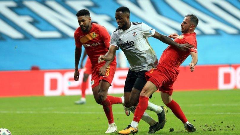 Beşiktaş, Yeni Malatyaspor deplasmanında