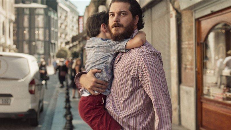 Çağatay Ulusoy'un yeni filmi 'Kağttan Hayaller'den fragman geldi