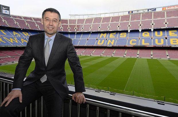 Barça'nın eski başkanı gözaltında!