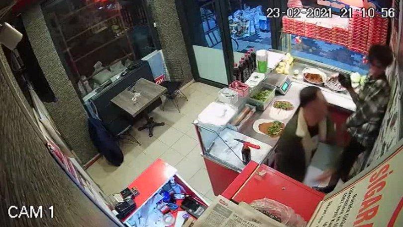 Son dakika: Afyonkarahisar'da çiğköfteciyi döven magandadan skandal paylaşım
