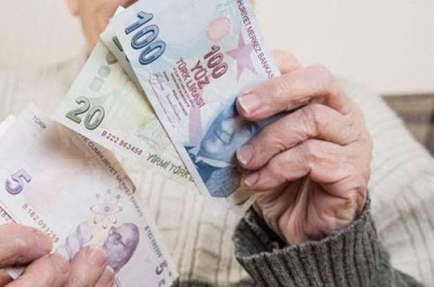 2021 SGK, BAĞKUR emekli maaşları tablosu
