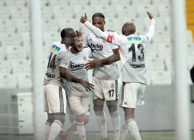 Yeni Malatayaspor - Beşiktaş maçı (Sergen Yalçın'ın muhtemel 11'i)