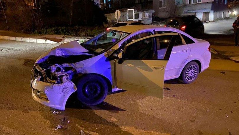 Alkollü sürücü kaza yaptıktan sonra polislere sürücü olmadığını iddia etti