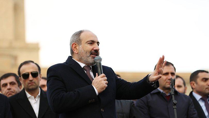 ÖZÜR  Son dakika... Ermneistan'da gerginlik sürüyor! Paşinyan: Özür diliyorum