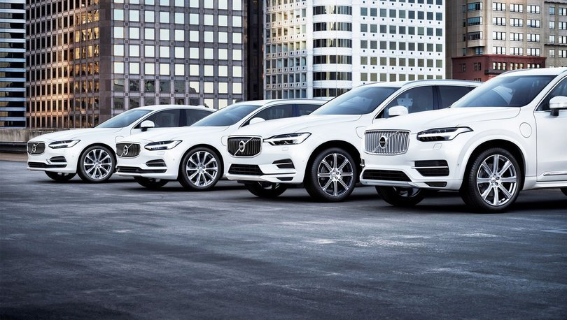 Volvo sadece elektrikli araç üretecek