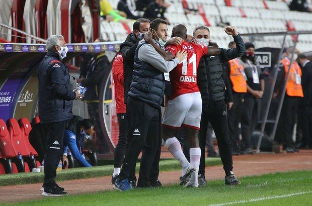 Antalyaspor rekor peşinde!