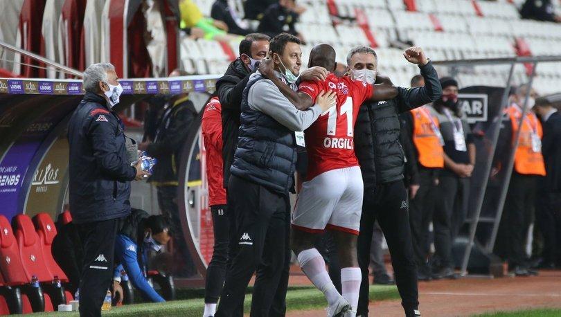 Antalyaspor, Fenerbahçe maçında rekor peşinde