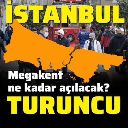 İşte İstanbul'da kısıtlama kuralları!
