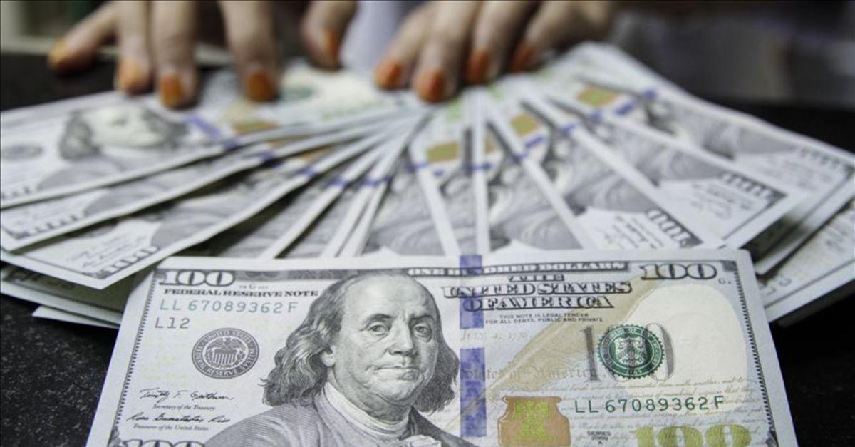 Finans dışı firmaların döviz açığı azaldı
