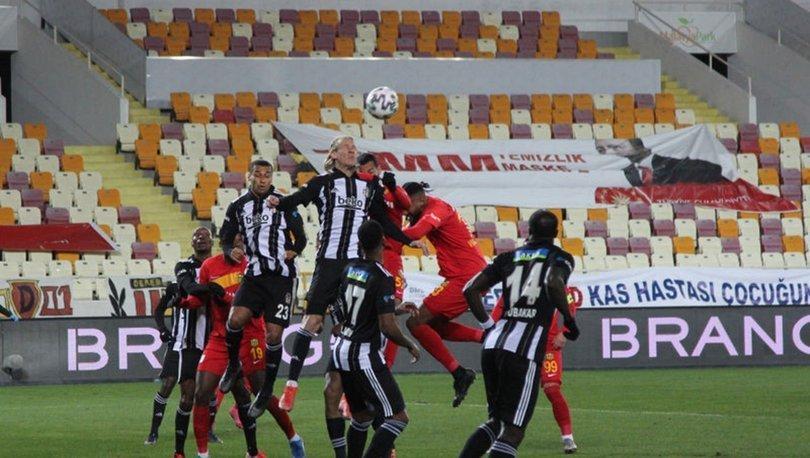 Beşiktaş son dört maçında gol yemedi!
