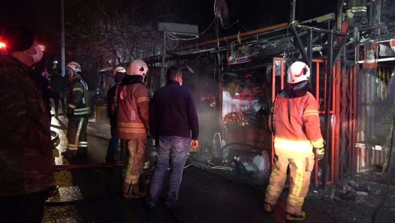 Arnavutköy'de fabrikadaki patlamada yaralanan işçilerden 1'i öldü