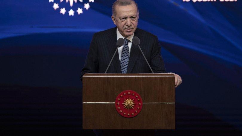 Son dakika: Cumhurbaşkanı Erdoğan İnsan Hakları Eylem Planı'nı açıkladı - Haber
