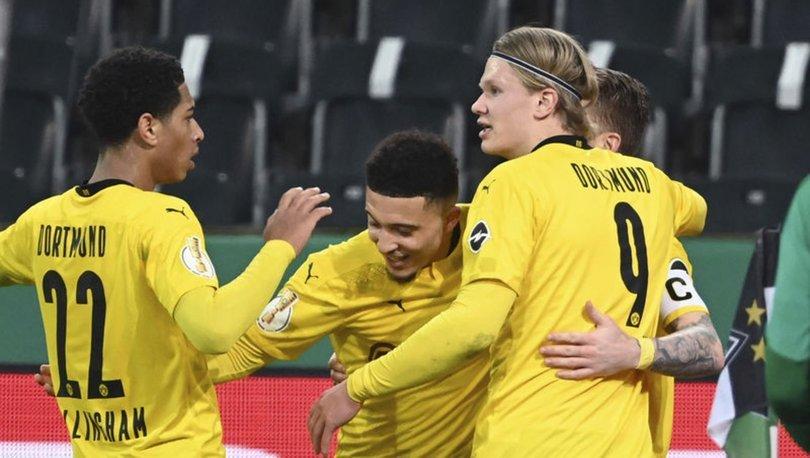 Mönchengladbach: 0 - Dortmund: 1 MAÇ SONUCU