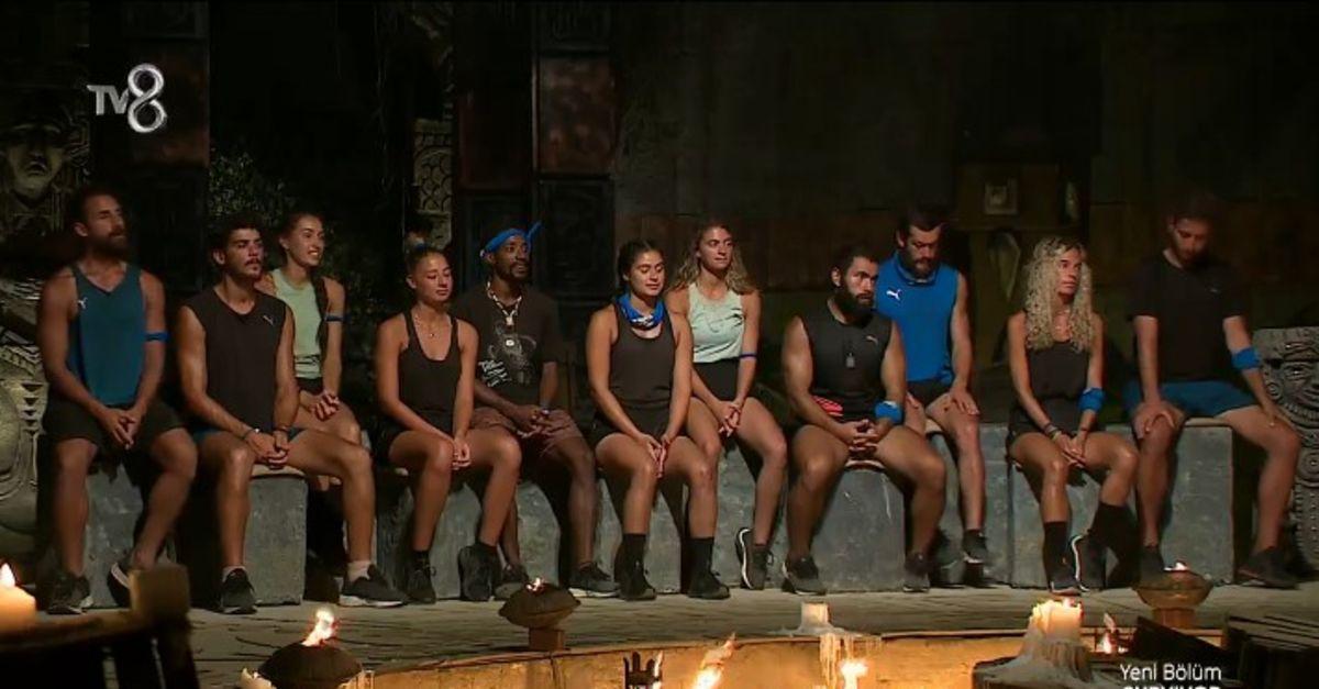 Survivor 2021 kim elendi, kim gitti? 2 Mart Survivor sms siralamasında kim birinci oldu? - Habertürk