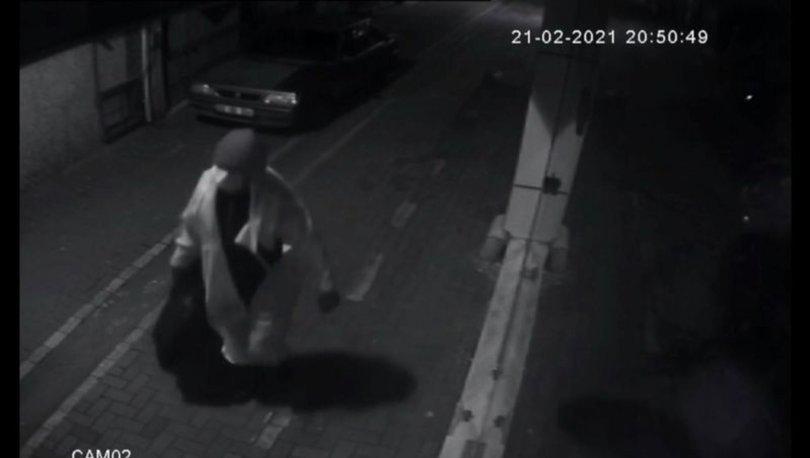 PES ARTIK! Son dakika: Filyasyon tulumuyla hırsızlık kamerada - VİDEO