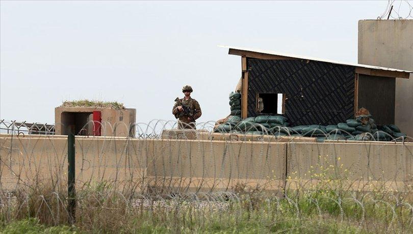 SON DAKİKA: Irak'ta ABD askerlerinin bulunduğu üsse roketli saldırı!