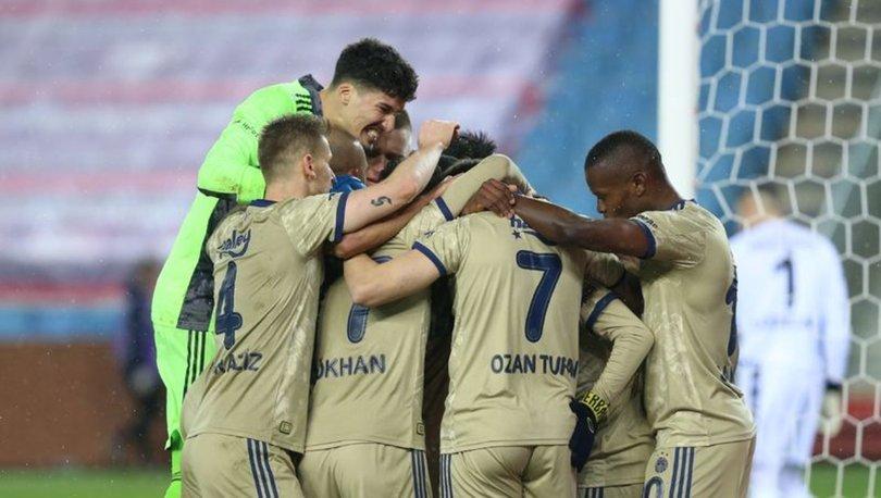 Fenerbahçe ligde yarın Fraport TAV Antalyaspor'u konuk edecek