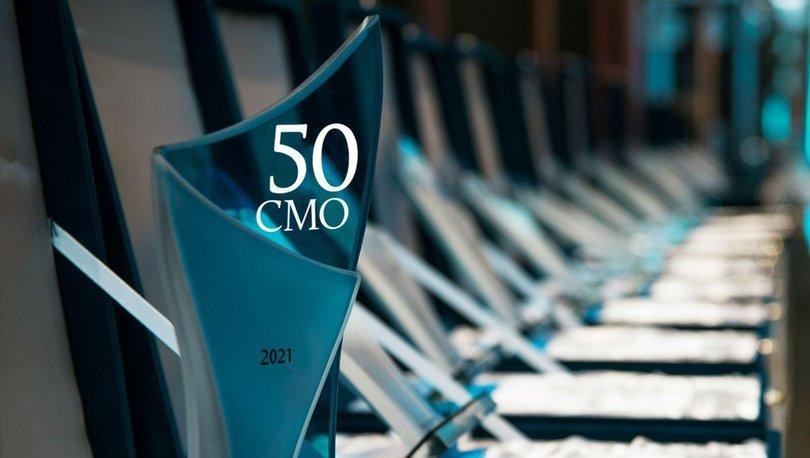 Türkiye'nin 'En Etkin 50 CMO'su belli oldu - Haberler