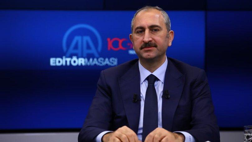 KRİTİK MESAJLAR! Son dakika: Adalet Bakanı'ndan İnsan Hakları Eylem Planı açıklaması