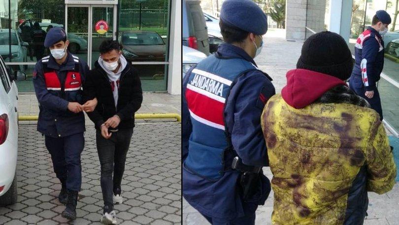 Samsun'da DEAŞ operasyonu: 2 gözaltı