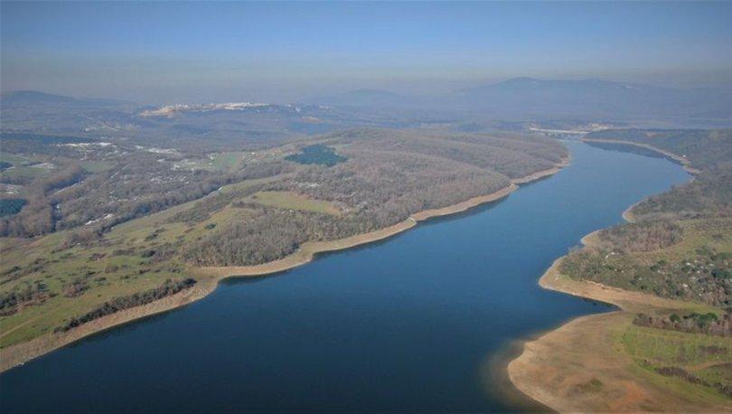 İstanbul baraj doluluk oranı İSKİ | Son dakika: Seviye yüzde 60 sınırında