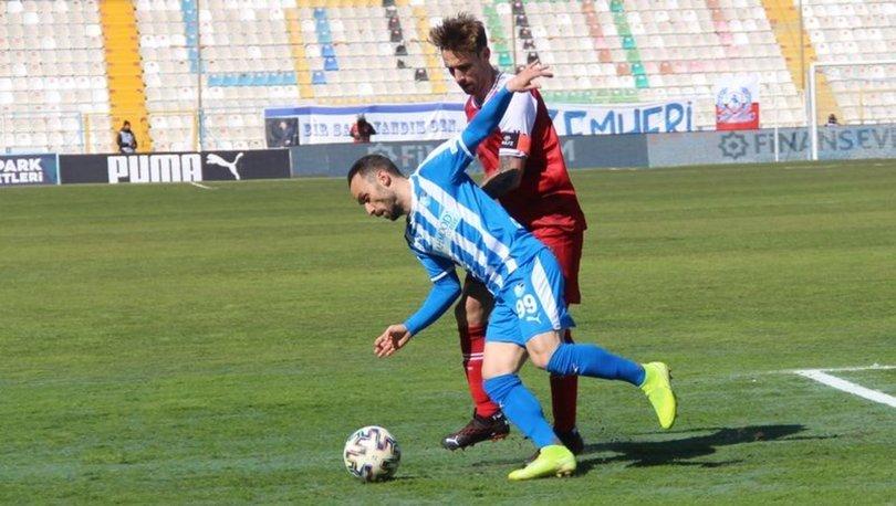 BB Erzurumspor: 2 - Fatih Karagümrük: 2 | MAÇ SONUCU