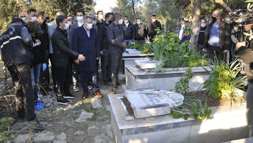 Son dakika haberi Şehit mezarlarını DEAŞ üyeleri tahrip etmiş!