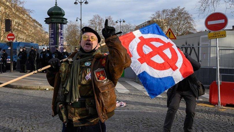Fransa'da göçmen ve Müslüman karşıtı aşırı sağcı grup feshedildi