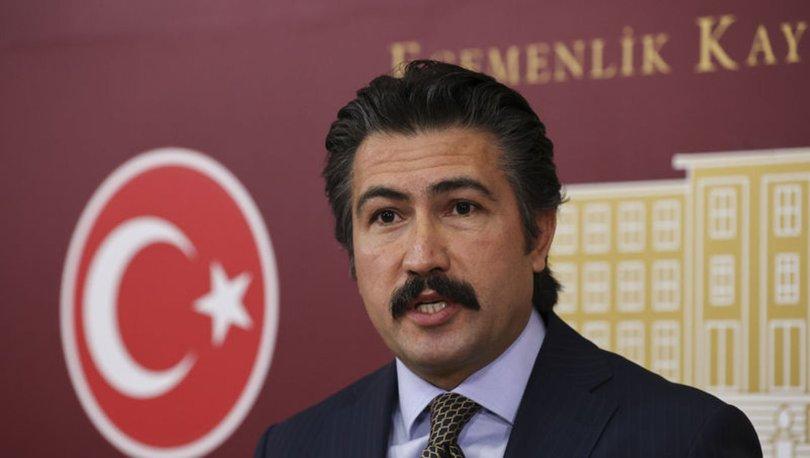 AK Partili Özkan: 2023'te HDPyi sandığa gömerek, inşallah bir tabela partisi haline getireceğiz