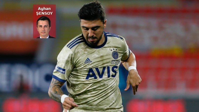 GİDİYOR! Son dakika: Fenerbahçe Ozan Tufan'ı satma kararı aldı - Spor Haberleri