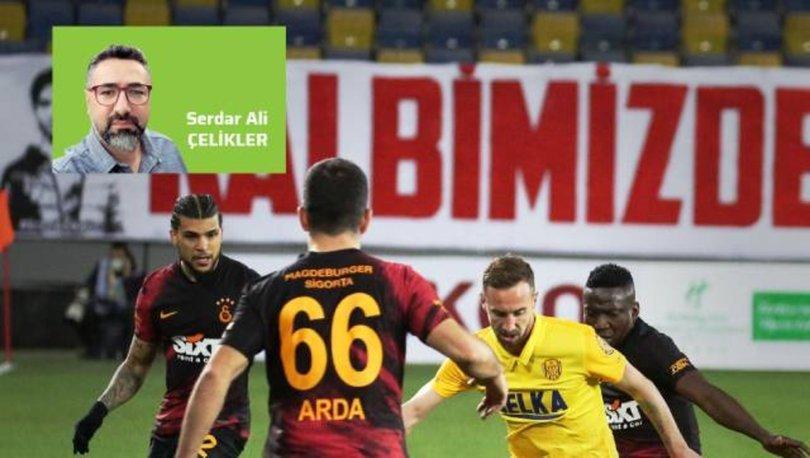 Serdar Ali Çelikler'den son dakika Galatasaray yorumu: Kırmızı kart sınırda!