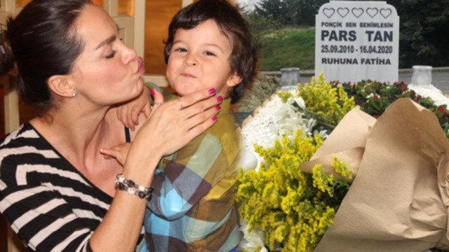 Ebru Şallı: Pars'ın iyileşeceğine son ana kadar inandım - Magazin haberleri