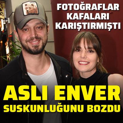 Aslı Enver'den 'Murat Boz' açıklaması