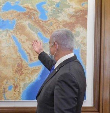 İsrail'den İran'a kıyı kirliliği suçlaması