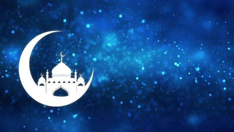 2021 Ramazan Ayı ne zaman başlıyor ve bitiyor? Oruç ne zaman başlayacak?