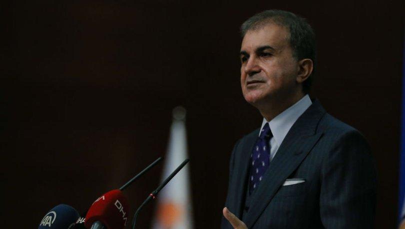 BÜYÜK TEPKİ! Son dakika: AK Partili Ömer Çelik: FETÖ ihanetlerine yeni bir sayfa ekledi - HABER