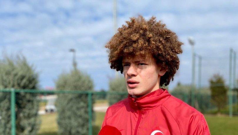 Erencan Yardımcı: Galatasaray'a ideal yaşta geldim
