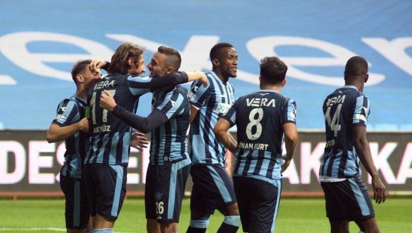 Adana Demirspor, teknik direktör Samet Aybaba ile ligde çıkışa geçmek istiyor: