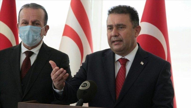 SON DAKİKA: KKTC Başbakanı Ersan Saner'den Türkiye açıklaması: Tam bir uyum içindeyiz! - Haberler