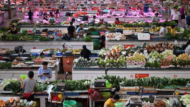 Gıda fiyatları endeksi 6.5 yılın zirvesinde