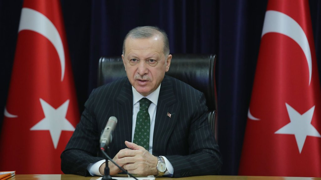 Cumhurbaşkanı Erdoğan'dan 'İran' çağrısı