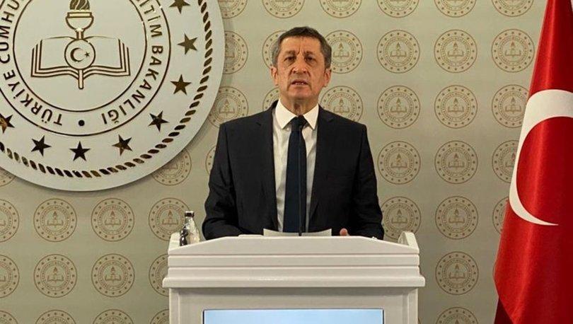 DİKKAT! Milli Eğitim Bakanı Ziya Selçuk'tan velilere çağrı - Haberler