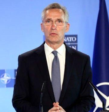 NATO'dan başsağlığı mesajı