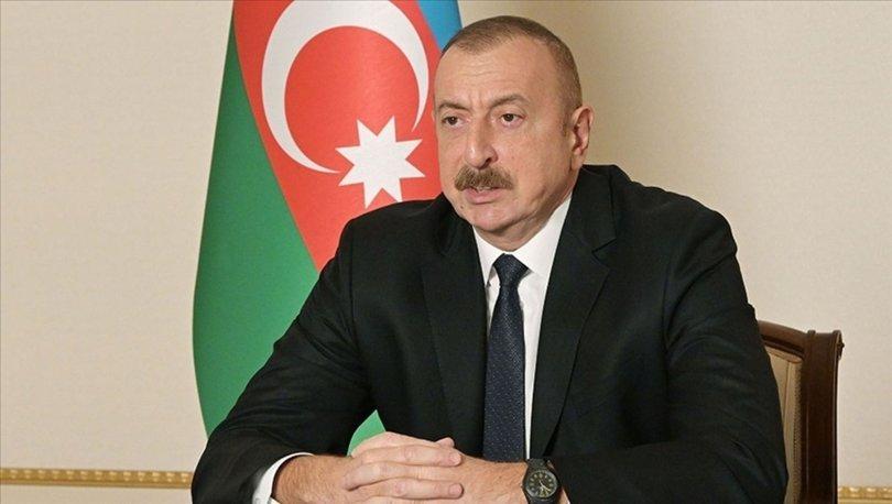 SON DAKİKA HELİKOPTER KAZASI: Aliyev'den Erdoğan'a başsağlığı mesajı