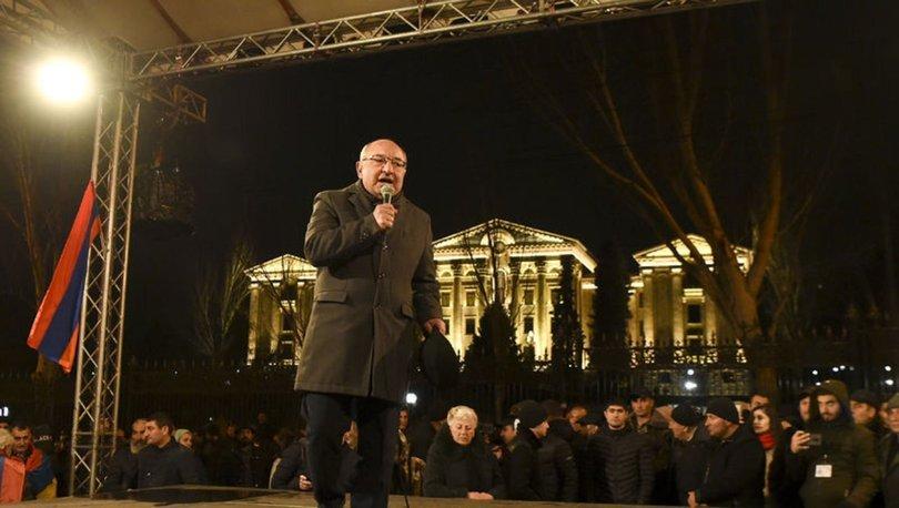 Ermenistan'da muhalefetin başbakan adayı Manukyan'a soruşturma